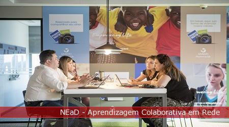 NEaD - Aprendizagem Colaborativa em Rede